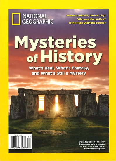 Mysteries of History (Grab)
