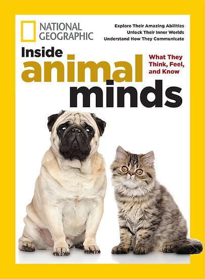 National Geographic Special Issues (6 Issues/6 Months) (MindChamps)