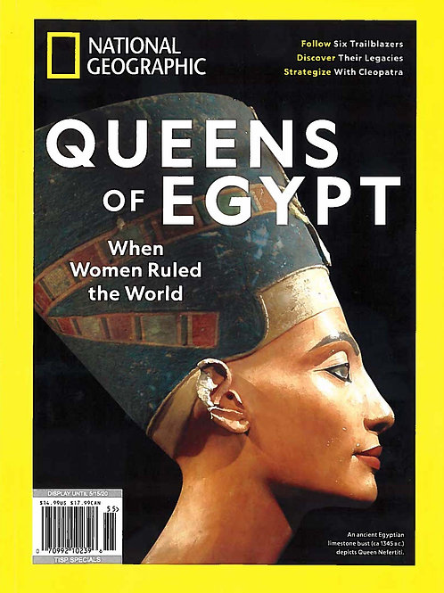 Queens of Egypt - NatGeo Special Issue