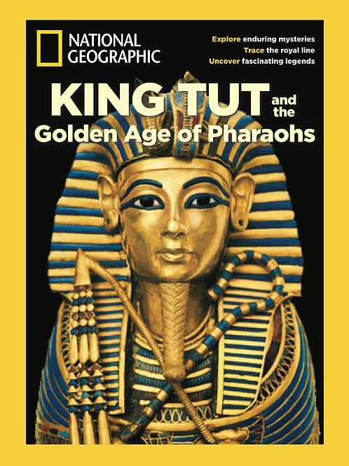 King Tut and the Golden Age of Pharoahs