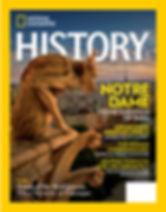 National Geograhic History Magazine