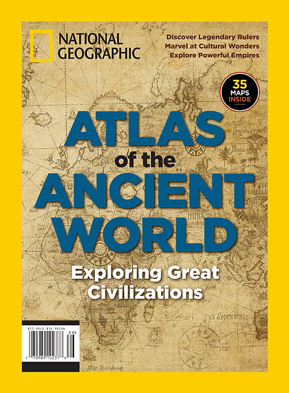 Atlas of the Ancient World (Grab)