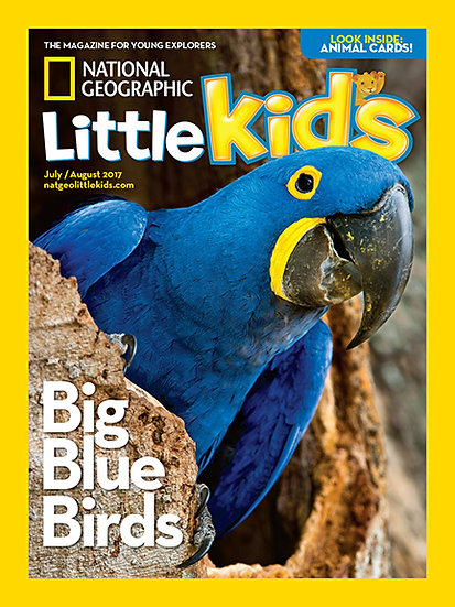 National Geographic Little Kids (GBTB)