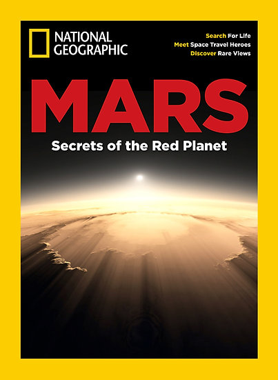 Mars: Secret of the Red Planet (Grab)