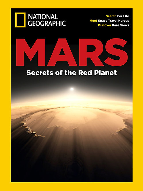 MARS Secret of the Red Planet