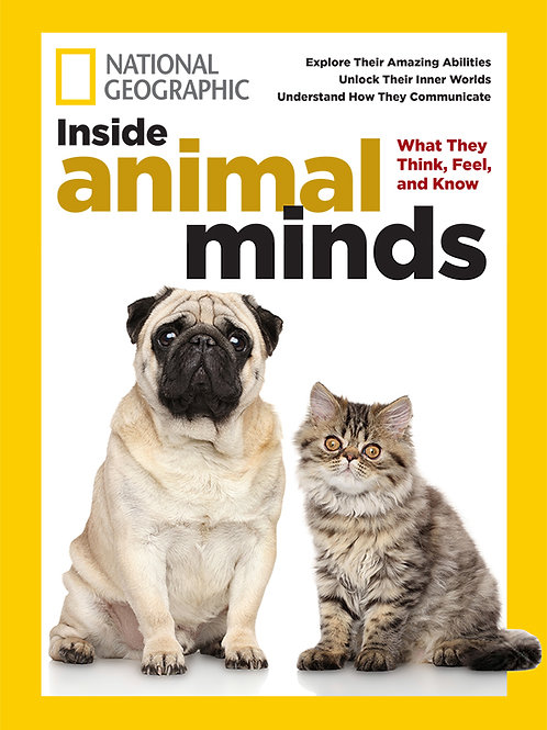 National Geographic Special Issues - 6 Months Subscription