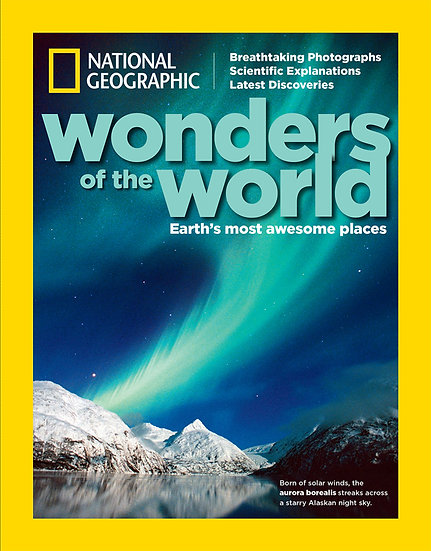 National Geographic Special Issues Magazine (NUS)