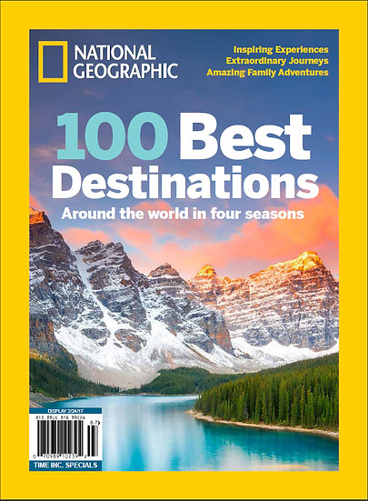 National Geographic Special Edition(PA) FREE photoframe worth $12.90