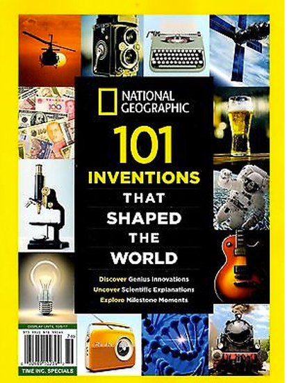 101 Inventions That Shaped The World