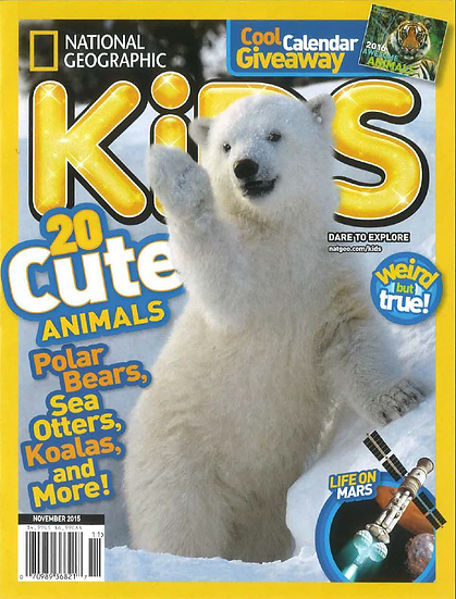 National Geographic Kids (PA members)