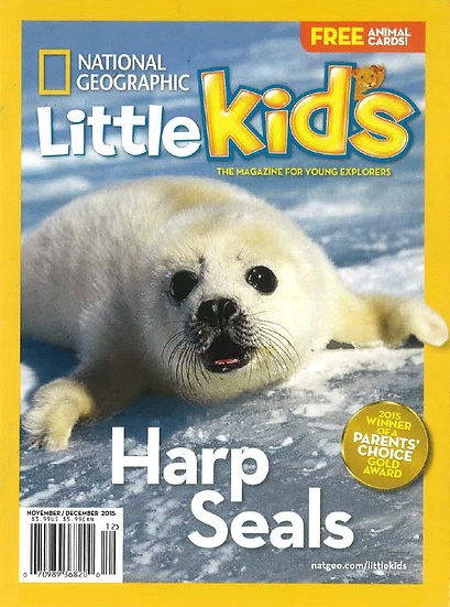National Geographic Little Kids (NP)