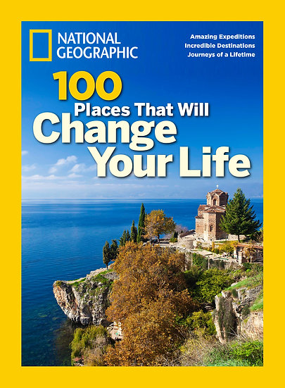100 Places That Will Change Your Life (Grab)