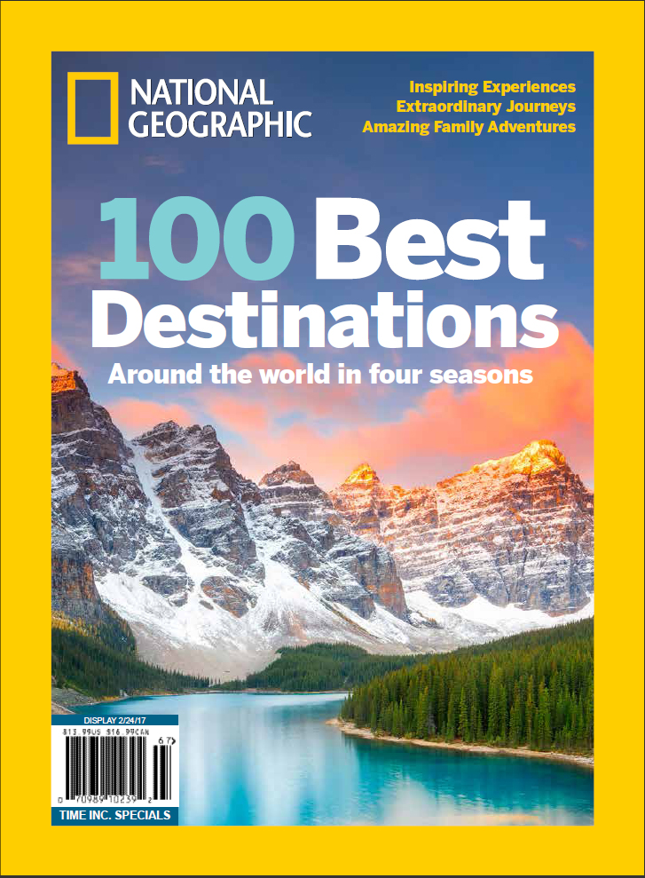 100 Best Destinations
