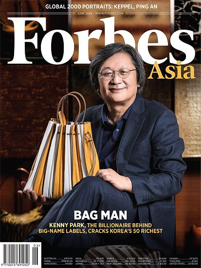 Forbes Asia - 11 Issues (SMRT)