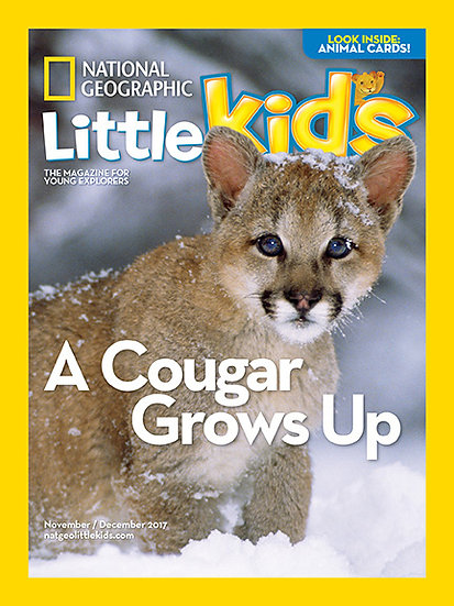 National Geographic Little Kids (GB)