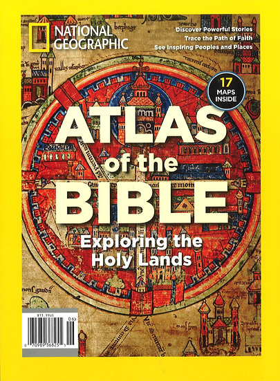 Atlas of the Bible (Grab)