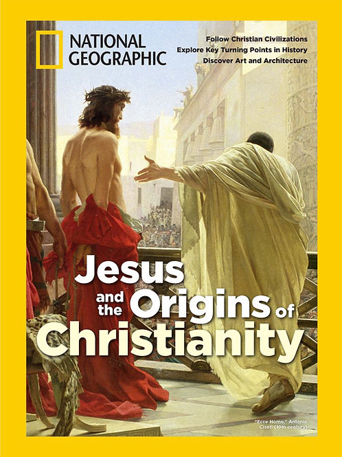 Jesus and the Origins of Christianity