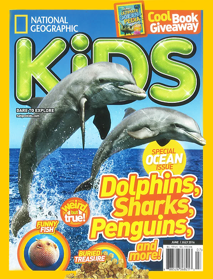 National Geographic Kids (sciclub)