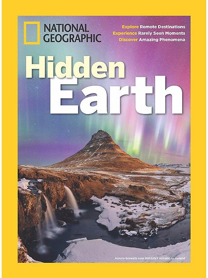 National Geographic Special Issues Magazine W/ FREE Black Fleece Jacket (SC)