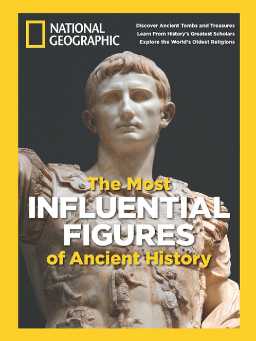 The Most Influential Figures of Ancient History