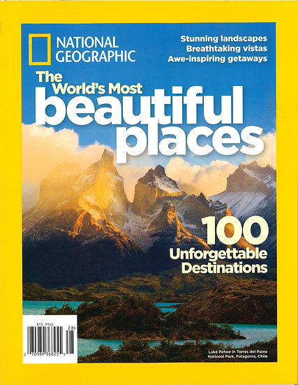 The World's Most Beautiful Places (Grab)
