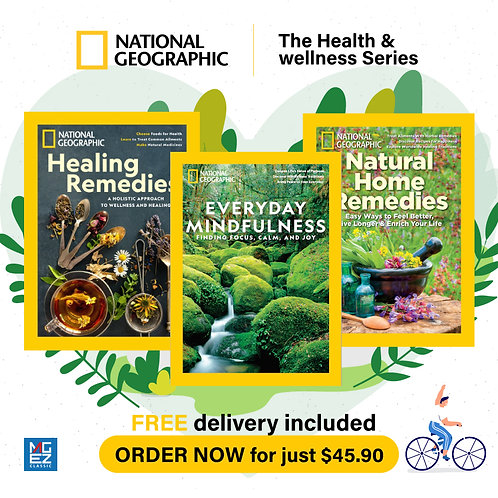 Special Issue Bundle - Health & Wellness Series