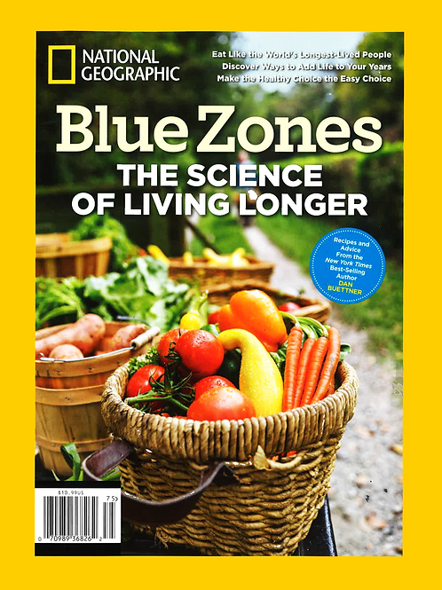 Blue Zones: The Science of Living Longer