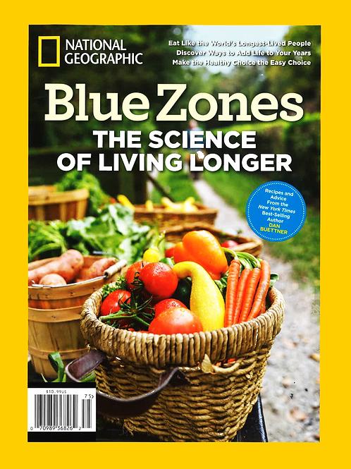 Blue Zones: The Science of Living Longer