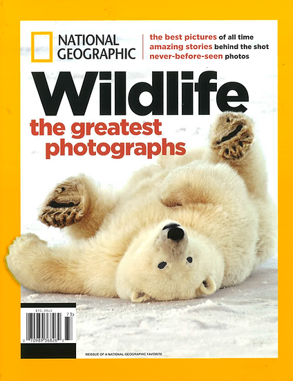Wildlife: The Greatest Photographs (Grab)