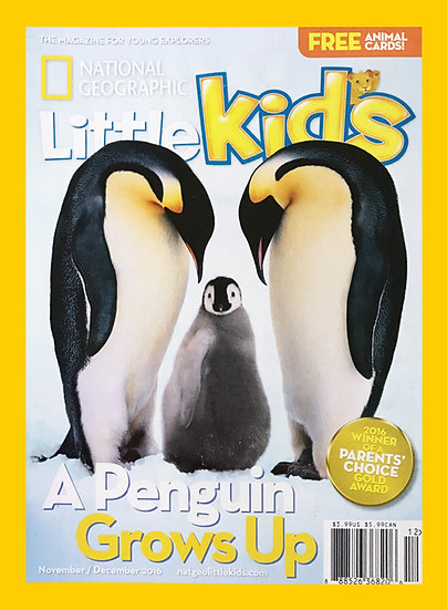 National Geographic Little Kids (Citibank)