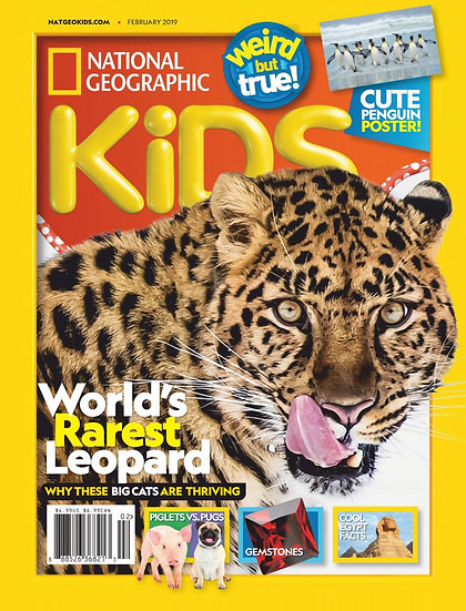 National Geographic Kids (SMU)