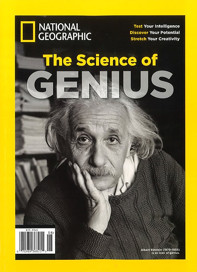 The Science of Genius (Grab)
