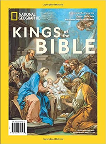 Kings of the Bible - NatGeo Special Issue
