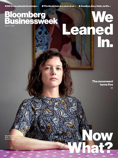 Bloomberg Businessweek All Access - 50 Issues W/ FREE Wireless Mouse (Amex)