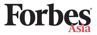 Forbes Asia Magazine logo