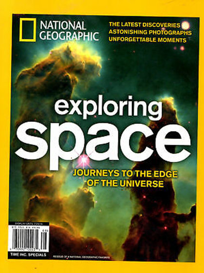 NatGeo Special issue - 6 months subs (FREE Nat Geo Travel pillow) - PS