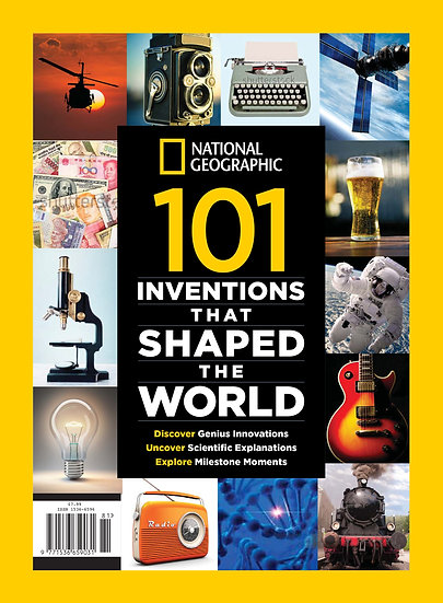 101 Inventions that Shaped the World (Grab)