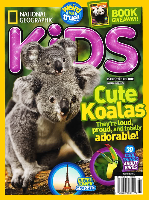 National Geographic Kids (MI)