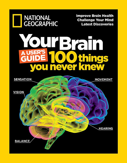 Your Brain - 100 Things You Never Knew (Grab)