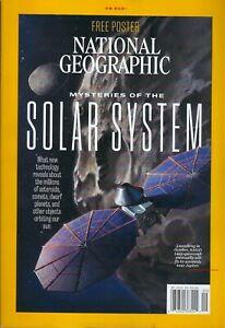 National Geographic Magazine - September2021 issue