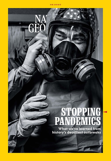 National Geographic Magazine - Print ONLY (SEA)