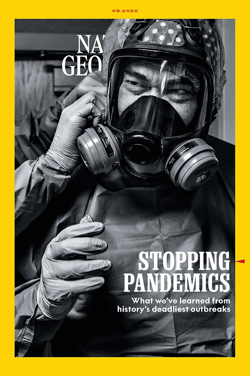 National Geographic Magazine August 2020 issue
