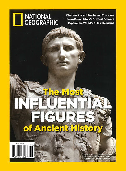 The Most Influential Figures (Grab)