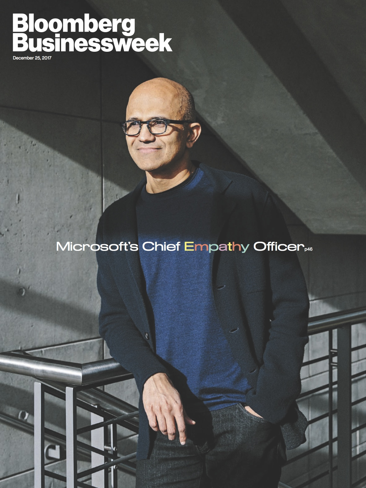 Microsoft's Chief Empathy Officer_cover