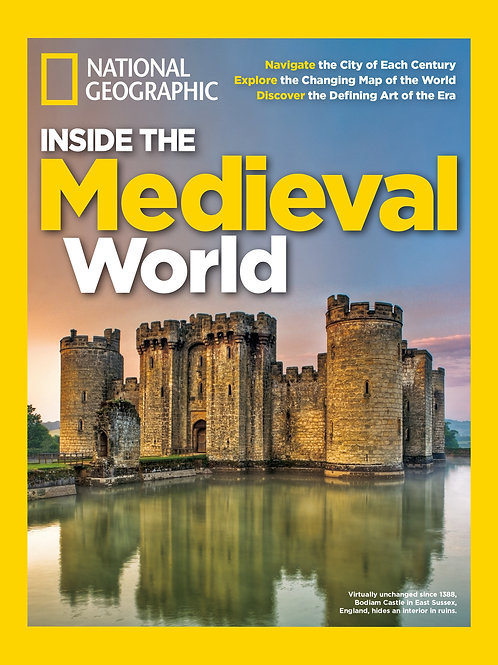 Single Copy - NGSI: Inside The Medieval World