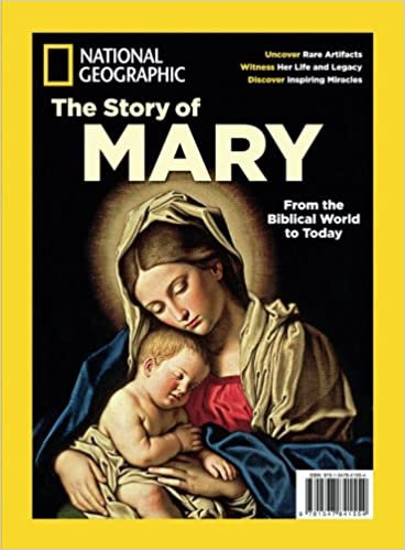 Story of Mary -NatGeo Special Issue