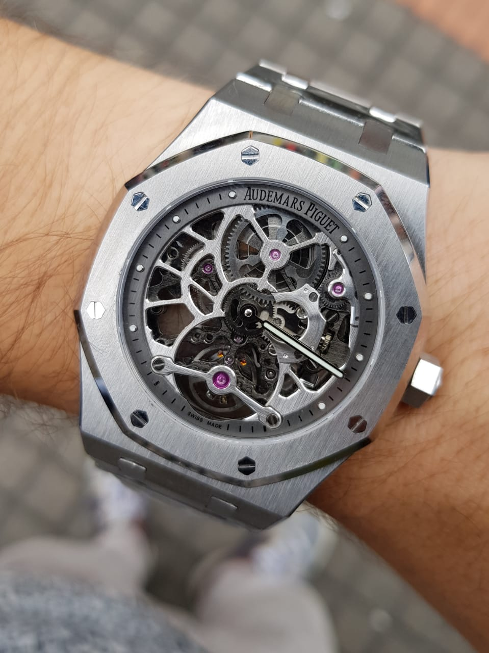 ROYAL OAK TOURBILLON