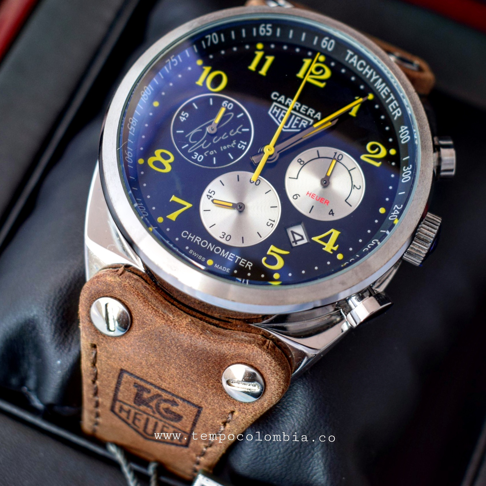 WEST MCLAREN TAG HEUER