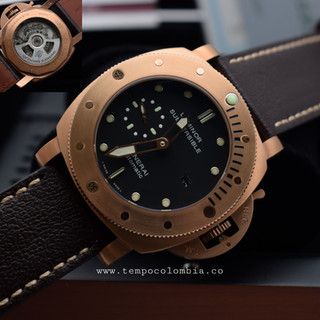PANERAI SUBMERSIBLE GMT