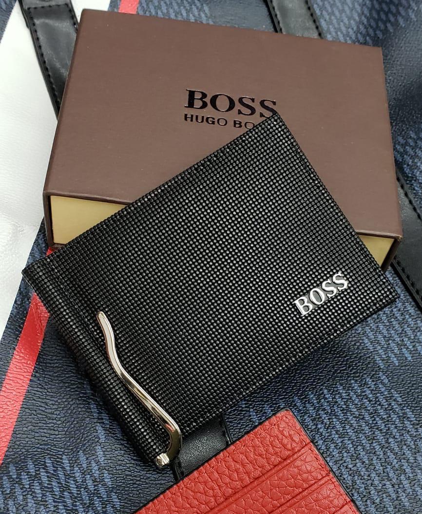 Pisabilletes Hugo Boss